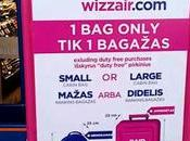 Wizz Longer Charges Large Hand Luggage