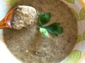 Mushroom Soup Recipe Using Thomson Kitchen Master