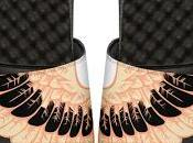 Your Feet Have Wings: ISlide Wing-Print Slide Sandals