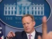 Sean Spicer Pushed White House
