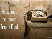 They Ever Hear God's Voice Without How-to Manual?