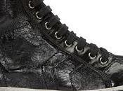 Lieutenant Gone Rogue: Saint Laurent Mid-Top Sneaker