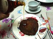 Vegan Gluten-Free Spiced Chestnut Pancakes!