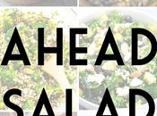 Make Ahead Salads Perfect Meal Prep