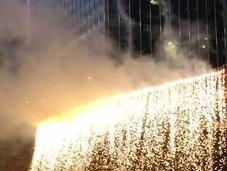 Amazing Fireworks Water Display Returns Riverwalk Next Week