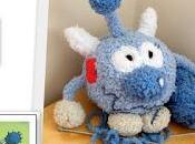 Booboos Sensory Monster from Peepos Collection