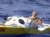 Update Aleksander Doba's Atlantic Kayak Crossing