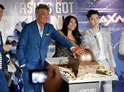 "Park Traveloka Join AXN's ""Asia's Talent"" Family"