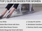Slip-on Shoes Women