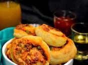 Cheese Pizza Pinwheel Recipe
