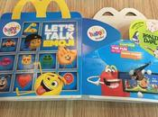 Today's Review: Emoji Movie Happy Meal