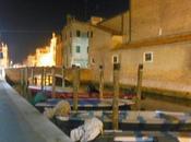 Camminando Chioggia Notte Walking Night Venezia, Italia)
