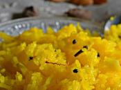 Meethe Chawal Recipe, Make Punjabi Sweet Yellow Rice Saffron