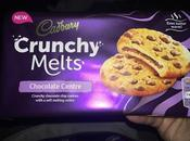 Today's Review: Cadbury Crunchy Melts Chocolate Centre