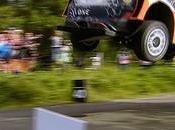 Watch Rally Driver Jump Metres Ford Fiesta