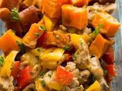 Sweet Potato Breakfast Meal Prep Bowls