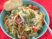 Summer Pasta Primavera #FarmersMarketWeek
