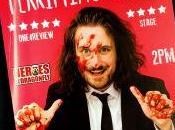Edinburgh Fringe Terrifying Smile Lack Terrorism Security