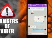 Don't Underestimate Dangers Viber: Through Viber