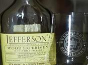 Tasting Notes: Jefferson's Wood Experiment: