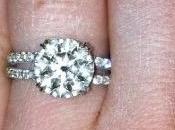 Leon Mege Solitaire Engagement Ring