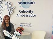 Sanosan Baby Shower Reveal Camille Prats Yambao Ambassador