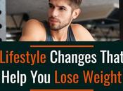 Lifestyle Changes That'll Help Lose Weight