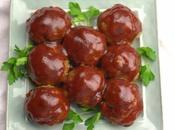 Easy Meatloaf Meatballs #SundaySupper