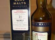 Tasting Notes: Banff: Rare Malts Year Cask Strength 1982