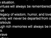 Sympathy Definition Example Statements