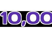 Milestone Reached 10,000 Posts