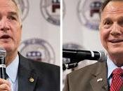 Luther Strange Makes Runoff with Moore Alabama U.S. Senate Election, That Might Heat from Strange's Mounting Ethical Baggage