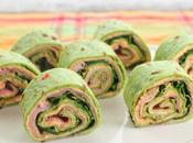 Pesto Pimento Cheese Rollups