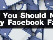 Never Friends Fans, Especially Facebook