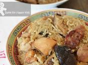 Quick Easy Chinese Chicken Glutinous Rice Cooker Method Digest!