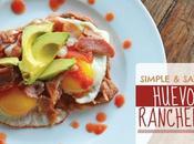 Simple Savory Huevos Rancheros (gluten Free, Dairy Free)