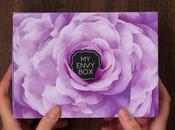 "August Envy Box"" Celebrating Beauty Unboxing"