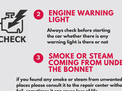 Four Simple Steps Comfort Ride Infographic