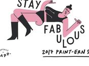 Printclub's 2017 Print-ern Show