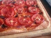Tomato Pizza Tart Recipe