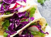 Slow Cooker Cilantro Lime Chicken Tacos (Freezer Cooker)