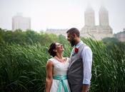 Kevin Stacye's Intimate Wedding Under Bethesda Terrace