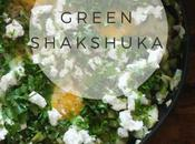 Recipe: Green-Eggs-and-No (aka Green Veggie Shakshuka)