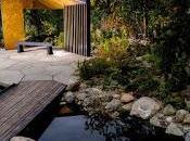 Tree-mendous [groan], Award-winning Garden That Mimics Canadian Wilderness Opened Centre Lancashire.