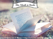 This Month Books: August 2017 #TMIB #MonthlyRoundup
