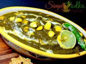 Palak Makai Sabzi Spinach Corn Curry