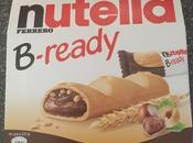 Today's Review: Nutella B-Ready