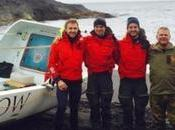 Polar Team Rescued From Remote Norwegian Island