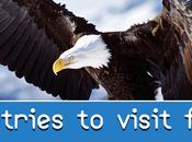 Countries Visit Birdwatching