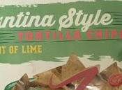 Today's Review: Tostitos Hint Lime Tortilla Chips